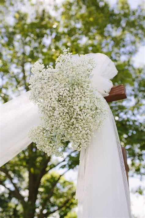 Baby's Breath Wedding Details   wedding   Wedding