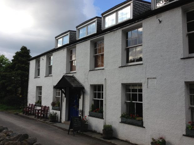 The Langstrath Country Inn, Borrowdale, England