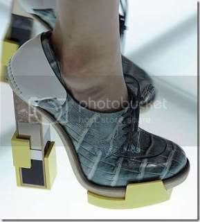 Fall/Winter 2010,Shoe Trends,balenciaga