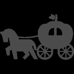 最高シンデレラ 馬車 イラスト イラスト画像