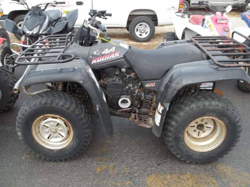 Repair Manual Yamaha Kodiak 400
