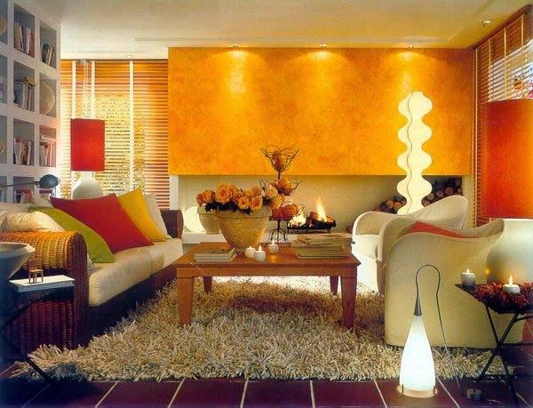 Modern living room lighting ideas - floor, wall and ...