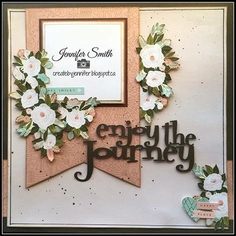 171 best images about Scrapbook   Wedding Layouts on Pinterest