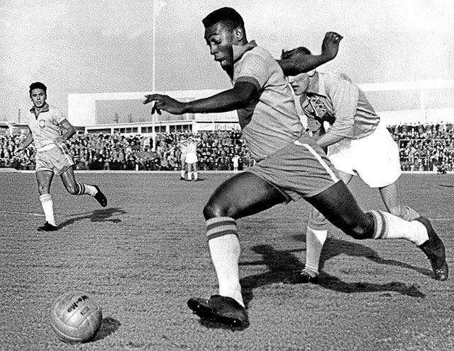 Biografia de Pele, historia, vida, jugador