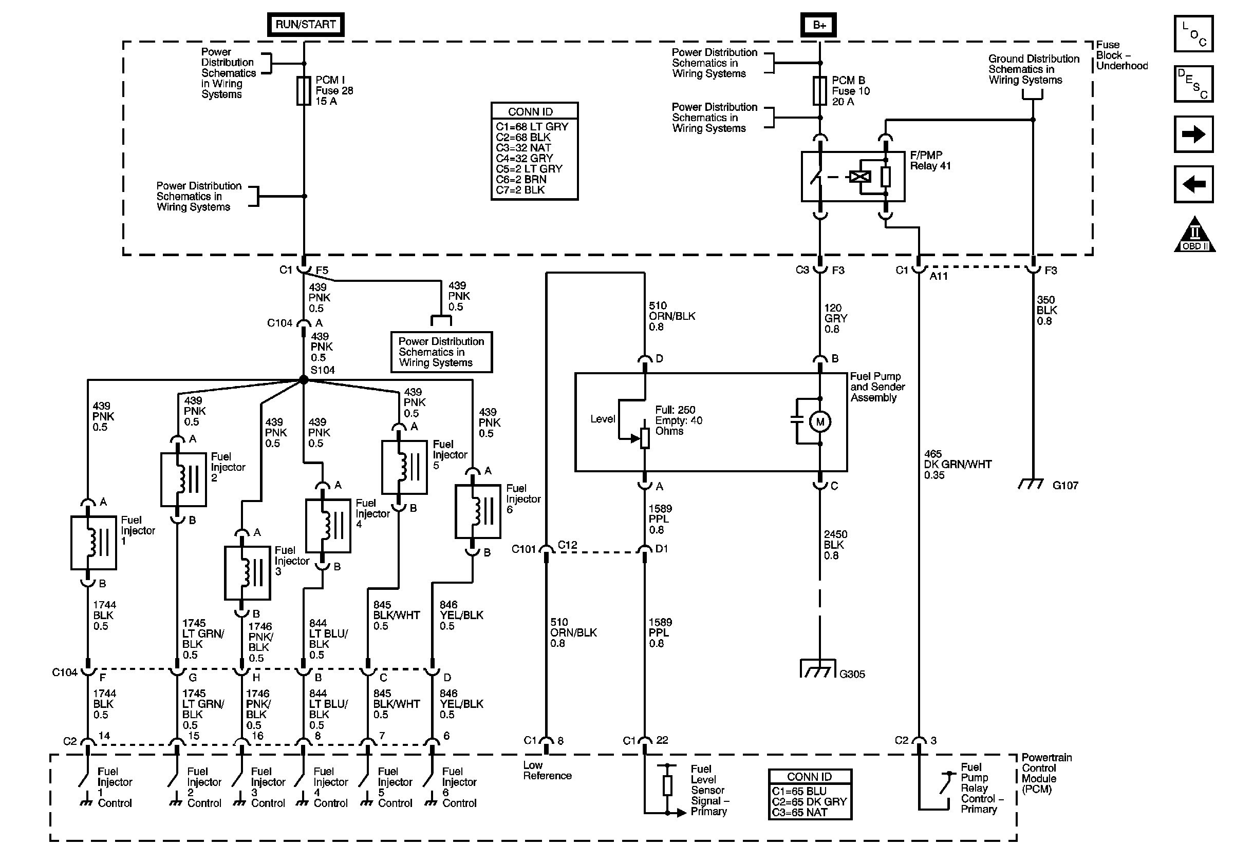 2002 Chevy Blazer Wiring Diagram