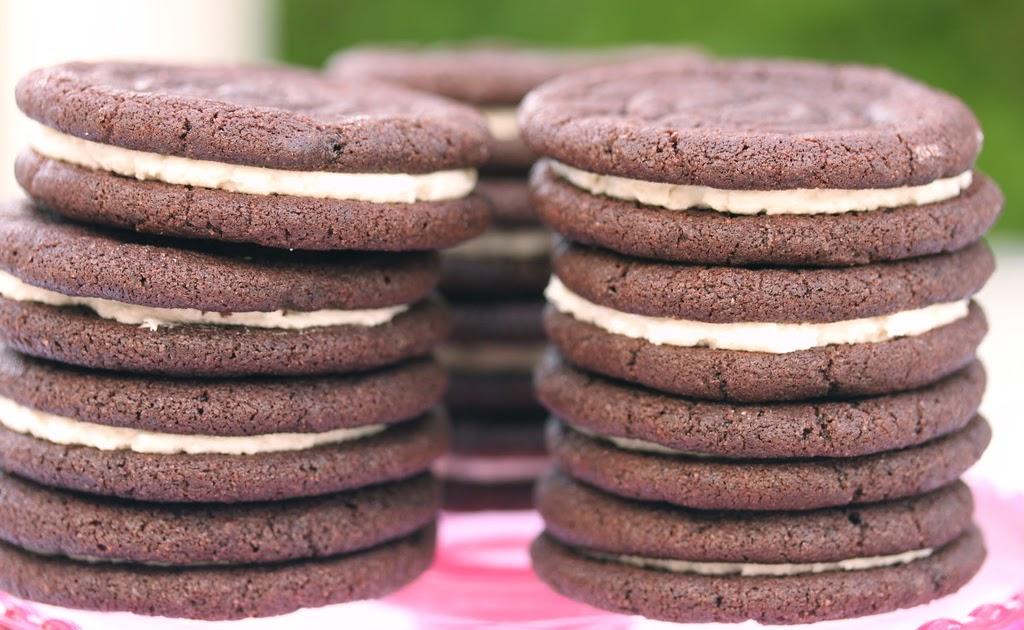 Homemade Oreo Cookies | Fauxreos | Karen's Kitchen Stories