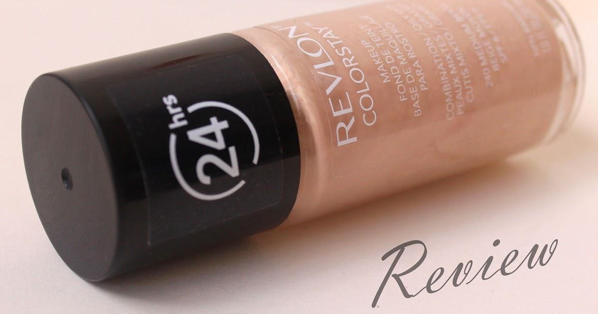 Real Asian Beauty Revlon Colorstay Foundation 240 Medium