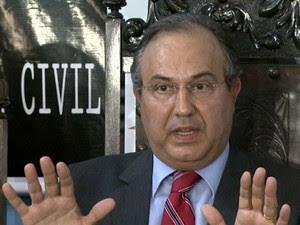 O secretário de Segurança Pública de São Paulo, Fernando Grella Vieira (Foto: Reprodução / EPTV)
