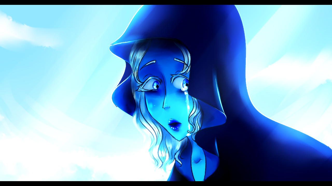 """You do…?""Here's another one for good luck ! Boy am I in love with Blue Diamond"