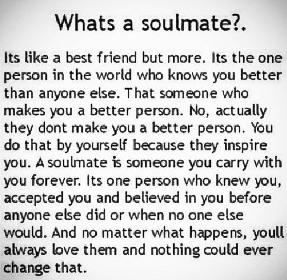 Kicksomebutt23 Images Whats A Soulmate Wallpaper And Background
