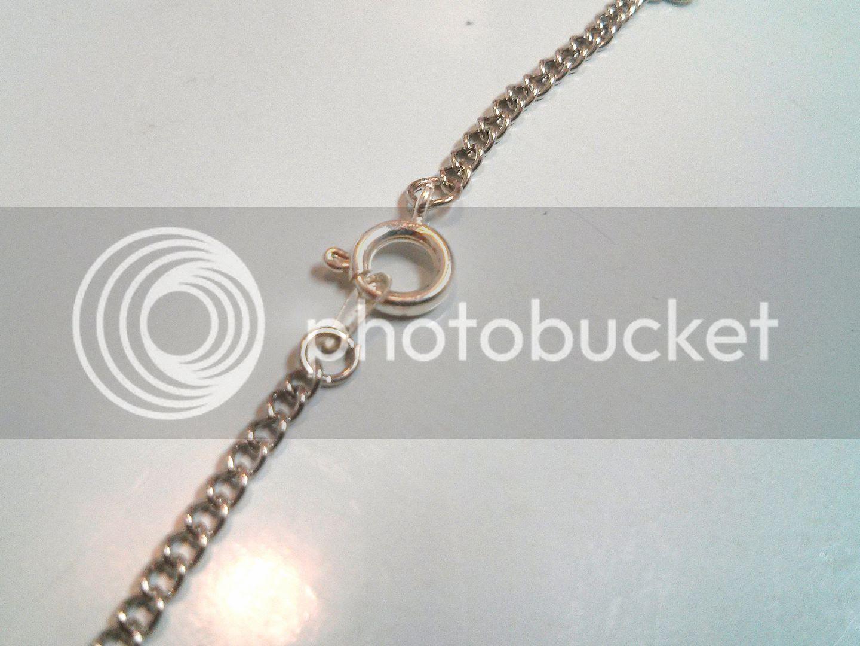 DIY pink necklace tutorial