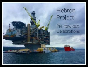 ExxonMobil starts production at Hebron Field