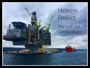 ExxonMobil starts production at Hebron Field