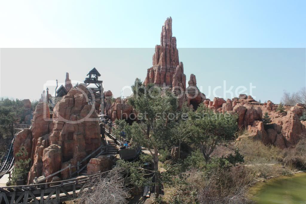 Disneyland Paris Old West