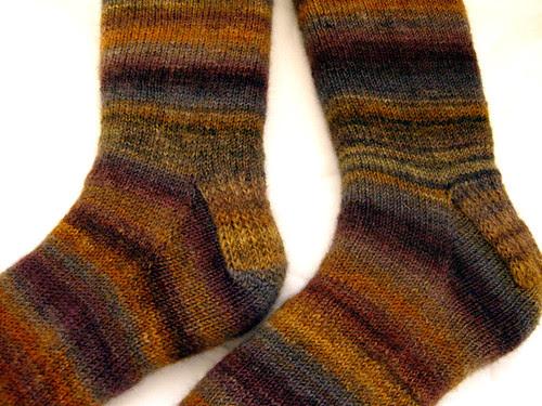 Sweet Tortie Socks