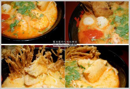 瓦成大心新泰式麵食阪急店14