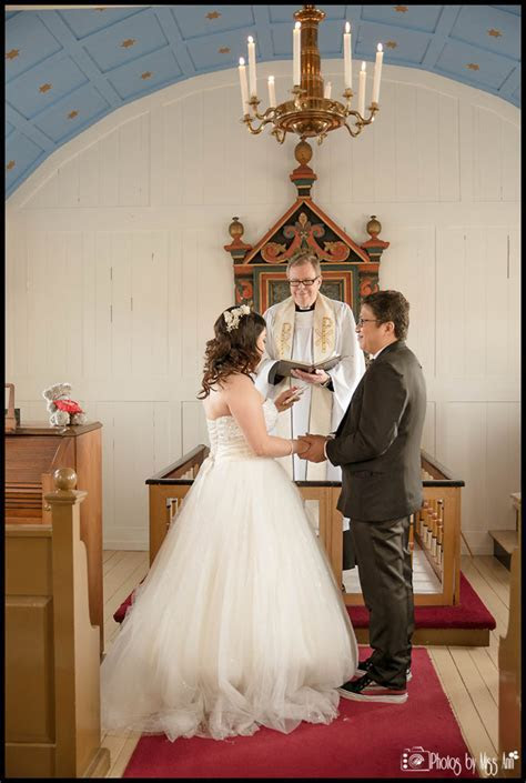 Iceland Wedding at Lakeside Country Church   Iceland