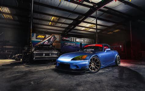 Garage Car Wallpaper