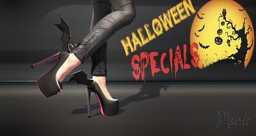 SPECIAL HALLOWEEN GROUP GIFT !!! by Mikee Mokeev