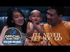 I'll Never Let You Go by GUJI [Official Music Video]