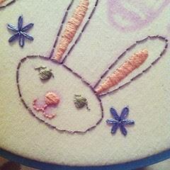 Little Bunny WIP