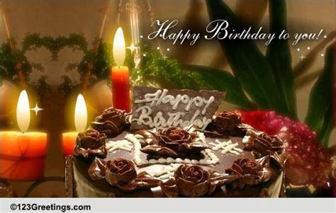 Warm And Beautiful Birthday Wishes! Free Birthday Wishes