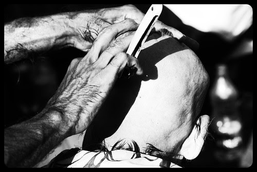 Playing Music On The Scalp.. Scissor Hands 2011 by firoze shakir photographerno1