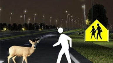 Adaptive Headlights Could Help Drivers Avoid Hitting Bambi [Video]