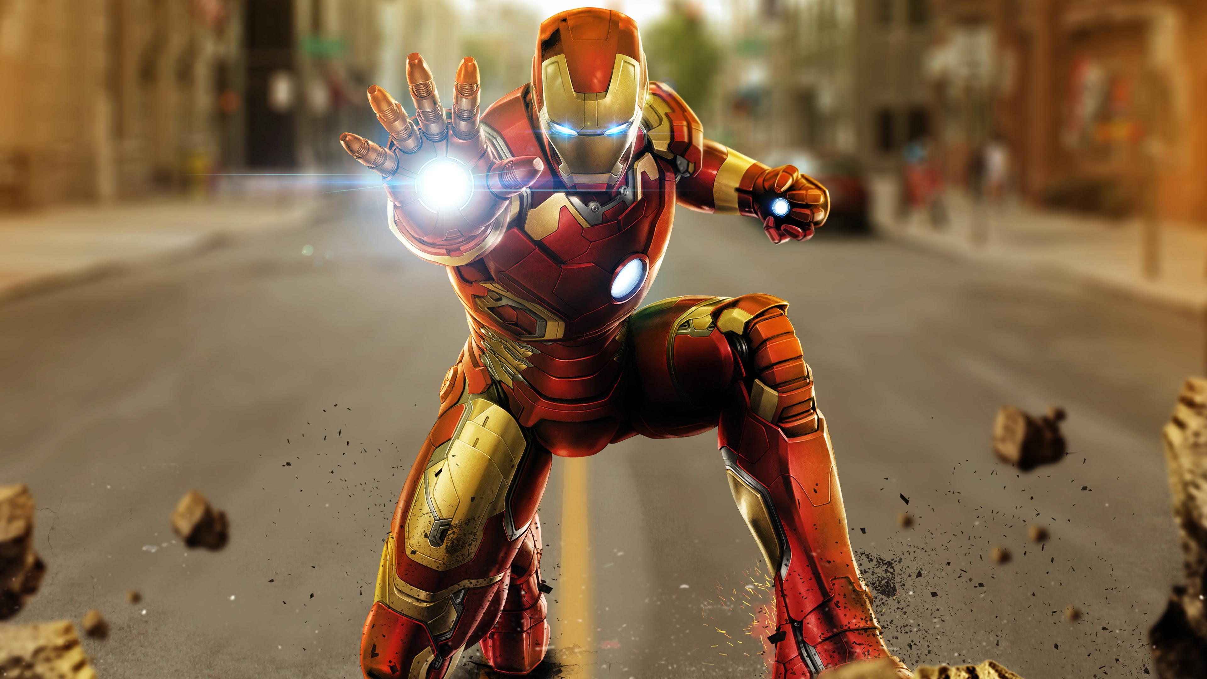 Iron Man Artwork 4k Wallpapers Hd Wallpapers
