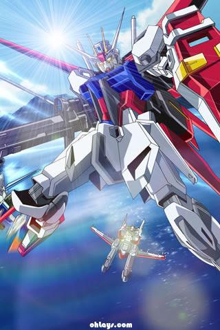 Gundam Iphone Wallpaper 617 Ohlays ガンダム