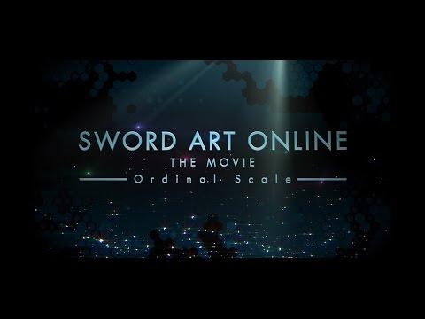 Pelicula Sword Art Online: Ordinal Scale en México