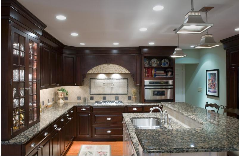 The best luxury kitchen design from aslan interior best - Luxury kitchen designs photo gallery ...