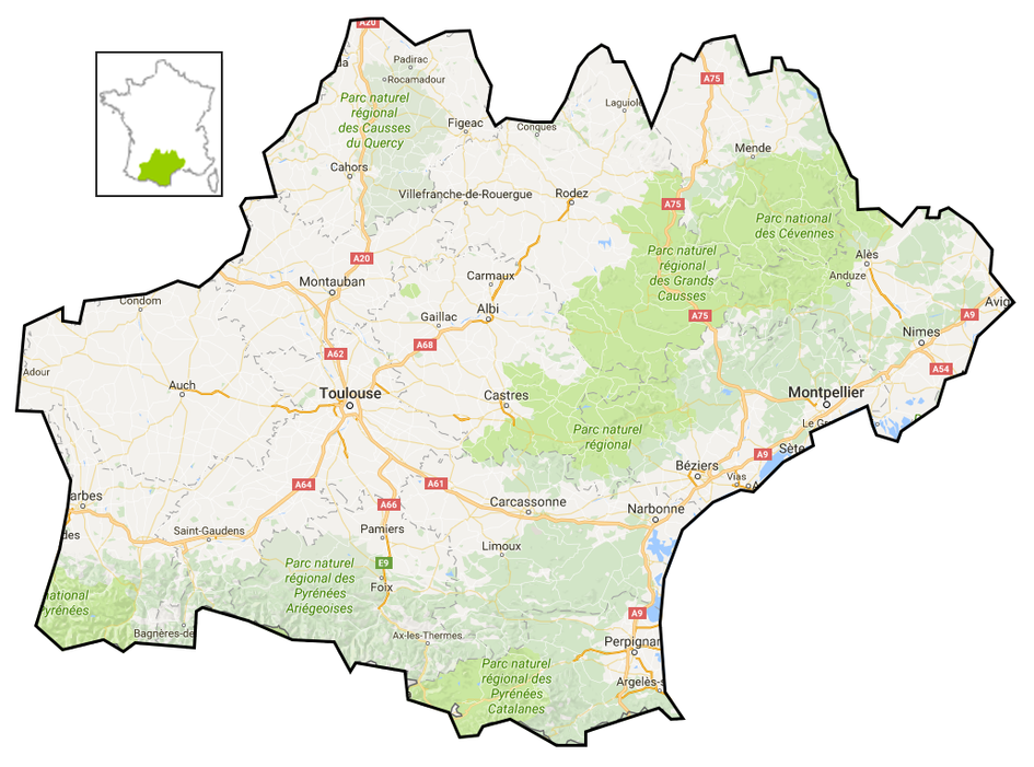 We have reviews of the best places to see in occitanie. French Corner: Discover Occitanie! (December 2016 ...