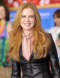 Nicole Kidman's Stick Straight Hair vs. a Voluminous Blowout -- Which Do You Prefer?