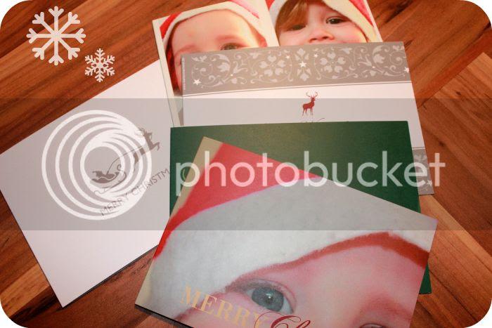 Weihnachtspost - Die Kartenmacherei