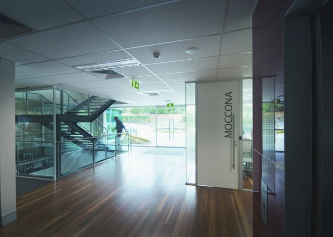 Sara Lee head office fitout. Full building upgrade including new ...