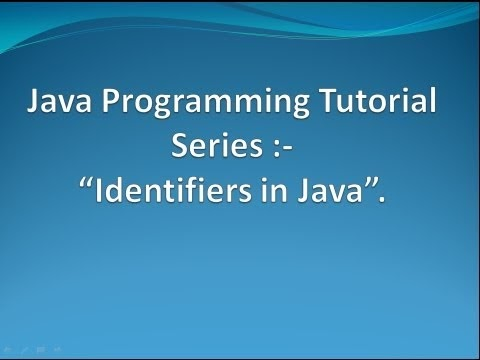 What are basic fundamentals of Java programming language