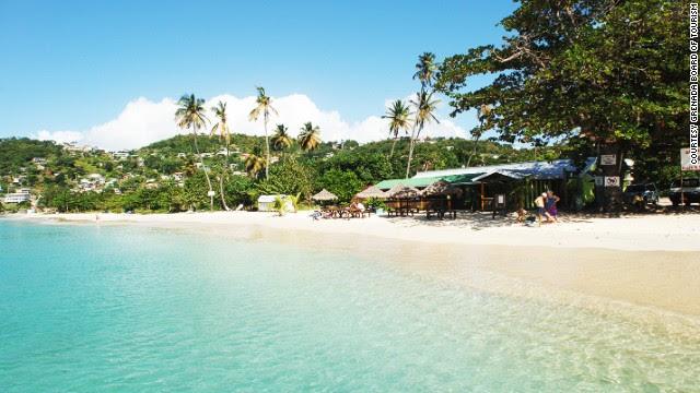 30. Grand Anse, Grenada