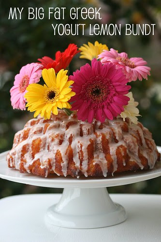 My Big Fat Greek Yogurt Bundt - I Like Big Bundts