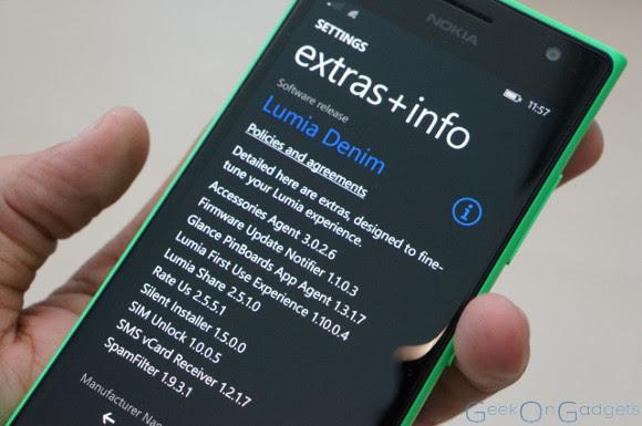 Microsoft starts rollout of Lumia Denim update in China
