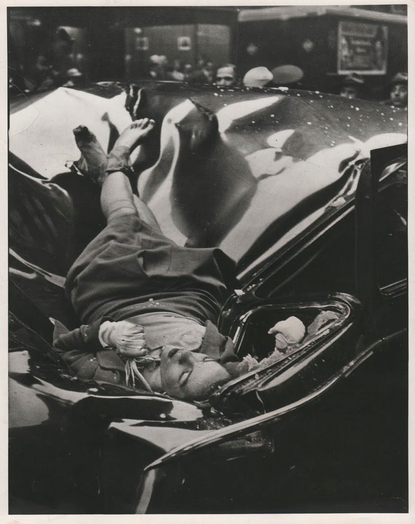 O suicídio de Evelyn Mchale