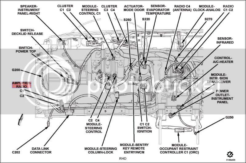 2008 Dodge Avenger Serpentine Belt Diagram