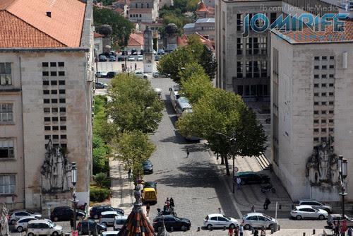Torre da Universidade de Coimbra - Rua Larga
