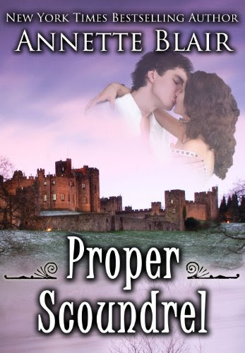 Proper Scoundrel (Knave of Hearts) by Annette Blair