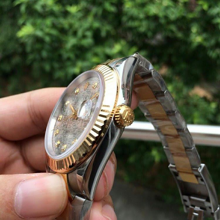 Replica Rolex 41mm Datejust Fluted Bezel