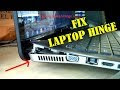 Fix Laptop Broken Hinge