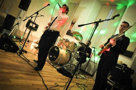 The Accused   Wedding Band To Rock A Dance Floor