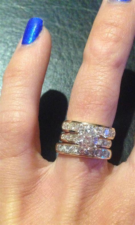 25 Photo of Ten Year Wedding Anniversary Rings