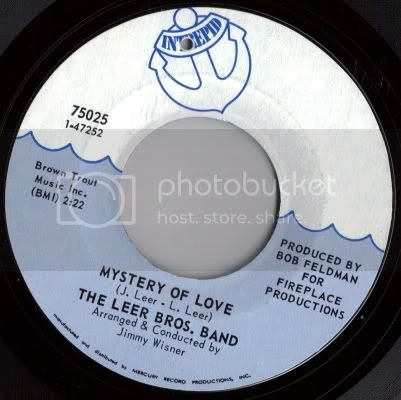 Leer Bros. Band - Mystery of Love