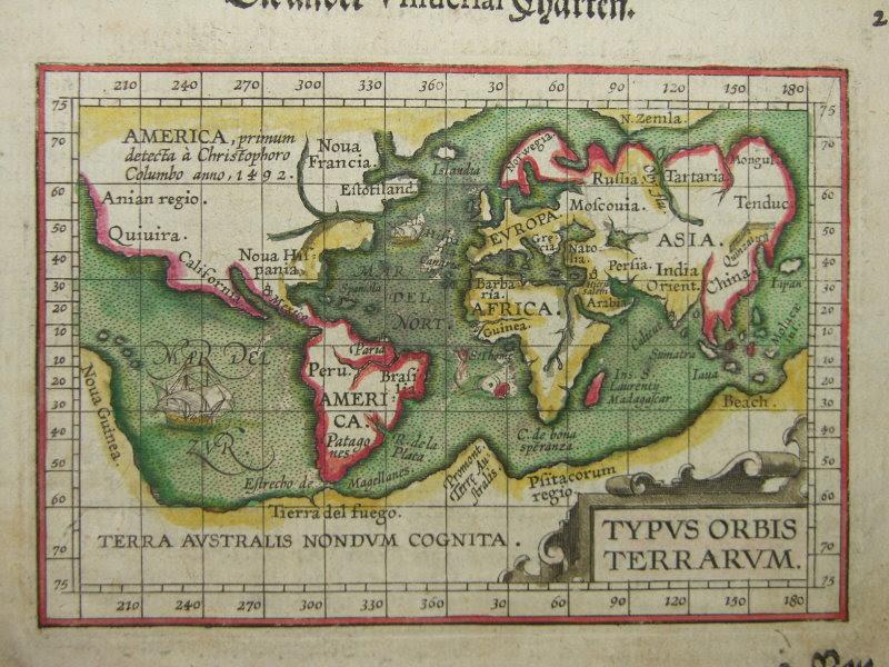 Maps World Map - World map 1340 1600